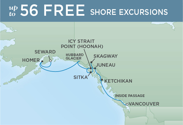 FRONTIER ADVENTURE | 10 NIGHTS | DEPARTS MAY 26, 2019 | Seven Seas Mariner