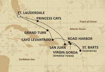 Regent Luxury Cruises Navigator 2027
