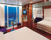 Luxury Cruises SINGLE/SOLO Regent Seven Seas Rssc Seven Seas Explorer 2008