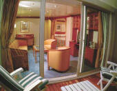 Owner Suite, Penthouse, Grand Suite, Concierge, Veranda, Inside Charters/Groups Cruise Seven Seas Mariner - Rssc 2011