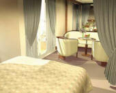 Owner Suite, Penthouse, Grand Suite, Concierge, Veranda, Inside Charters/Groups Cruise Seven Seas Voyager Year 2011