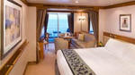Regent Seven Seas Cruises Deluxe Suite Category H - 2017-2018-2019 Deluxe Cruises