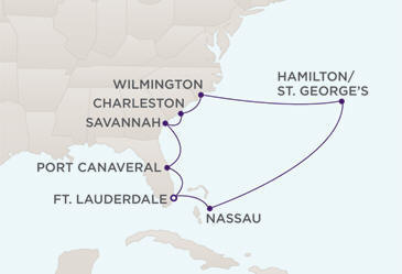 Charters, Groups, Penthouse, Balcony, Windows, Owner Suite, Veranda - Cruises Map - Regent Seven Seas Navigator 2022 Cruises