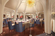 SINGLE Cruise - Balconies-Suites Seabourn Encore restaurfffffffffant Main Dining Deck 4 1 Seabourne, Seaborne