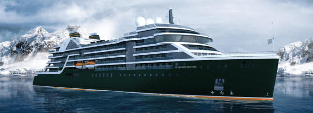 Seabourn Venture - World Cruises