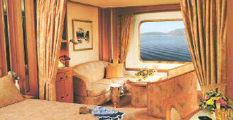 7 Seas Cruises Luxury Seabourn Cruises