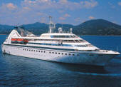 World CRUISE SHIP BIDS - Seabourn Ovation CRUISE SHIP 2005