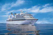 7 Seas LUXURY Cruise Seabourn Luxury Cruise Sojourn Exterior