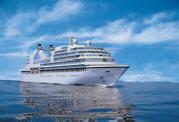 Seabourn Luxury Cruises Odyssey Exterior 2025