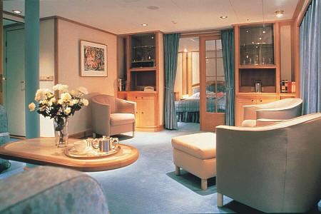 Luxury Seaborne Legend