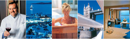 Penthouse, Veranda, Windows, Cruises Ship Charters, Incentive, Groups Cruise Seabourn Ship Charters, Incentive, Groups