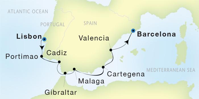 World Cruise BIDS - Seadream Yacht Club, Seadream 1 May 7-14 2023 Marigot, St. Martin to Marigot, St. Martin