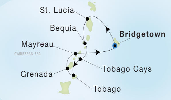 Seadream 2 Cruises Itinerary 2021
