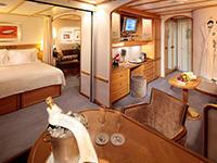 Seadream Cruises Stateroom Image