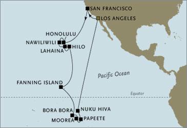 Croisière de Rêve tout-inclus - Regent Mariner Seven Seas Mariner