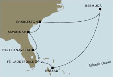 Luxury Cruises RSSC Fort Lauderdale