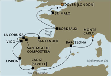 Monte Carlo Barcelona Navigator