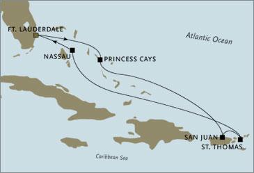 Regent Seven Seas Navigator Cruises 2006 December