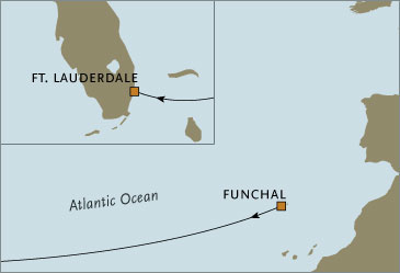 Deluxe Cruises -  Navigator 2022 November