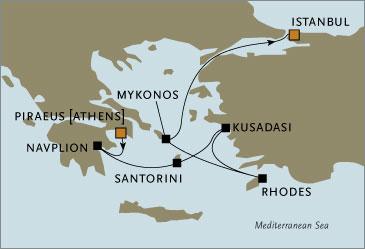 Deluxe Cruises -  Navigator 2006 september
