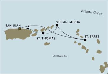 San Juan to San Juan February