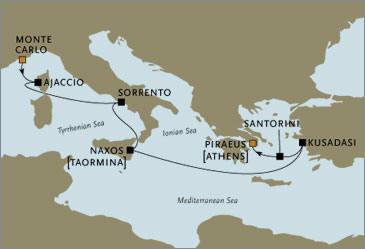 Monte Carlo To Athens