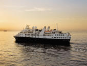 SINGLE Cruise - Balconies-Suites Silversea CRUISE - Silver Galapagos - CRUISE DeluxeCruises