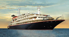 Silversea Cruises galapagos, expeditions 2019-2020-2021-2022 The 4,077-ton, 100-passenger Silver Galapagos, currently sailing as Galapagos Explorer II, will join Silversea Cruises fall 2013 after an interior makeover.