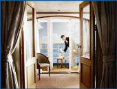 SINGLE Cruise - Balconies-Suites Silver Galapagos, CRUISE Silversea Room Best Cruise Line