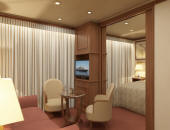 7 Seas Cruises Luxury Silversea - Prince Albert 2