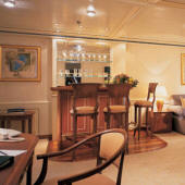 CRUISES - Balconies/Suites Silversea wind 2012