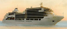 Silversea Cruises : Silver Spirit Silversea will present their newest luxury cruise ship — Silver Spirit — with more verandas, more dining choices, more onboard amenities, more of the excellence you've come to expect of Silversea. An answer to your quest. Groups / Charters