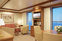 LUXURY CRUISES - Balconies and Suites SilverSeas silver spirit 2018 Cruises