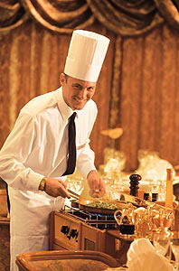 Luxury Cruises Single Relais & Chateaux Culinary Series Silversea Cruises