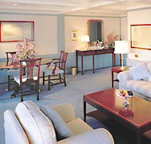 CRUISES - Balconies/Suites Silver Cloud 2012