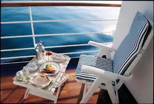 Luxury Cruises Single Silver Cloud Silversea Cruises