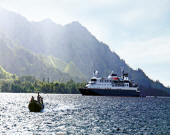 7 Seas Luxury Cruises - Silverseas Silver Discoverer