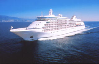 World CRUISE SHIP BIDS - Silver Shadow CRUISE SHIP BIDS Silversea CRUISE SHIP 2006