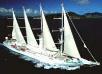 Windstar Cruises - Wind Spirit, Wind Star, Wind Surf 2008