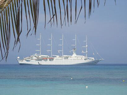 Luxury Cruises Single WindStar Cruises 1-800-845-1717