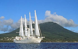 Luxury Cruises Single Cruise Windstar Cruises Wind Spirit Wind Surf Wind Star 2016/2010